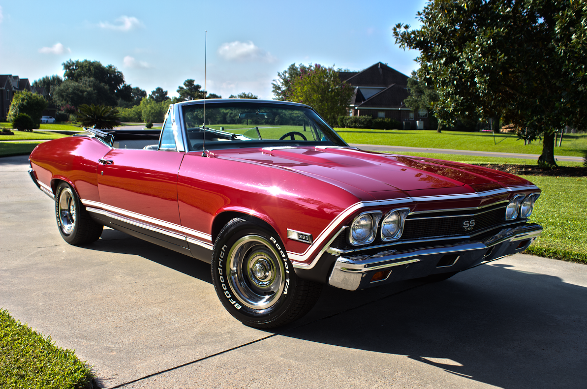 1968 Chevelle Convertible For Sale