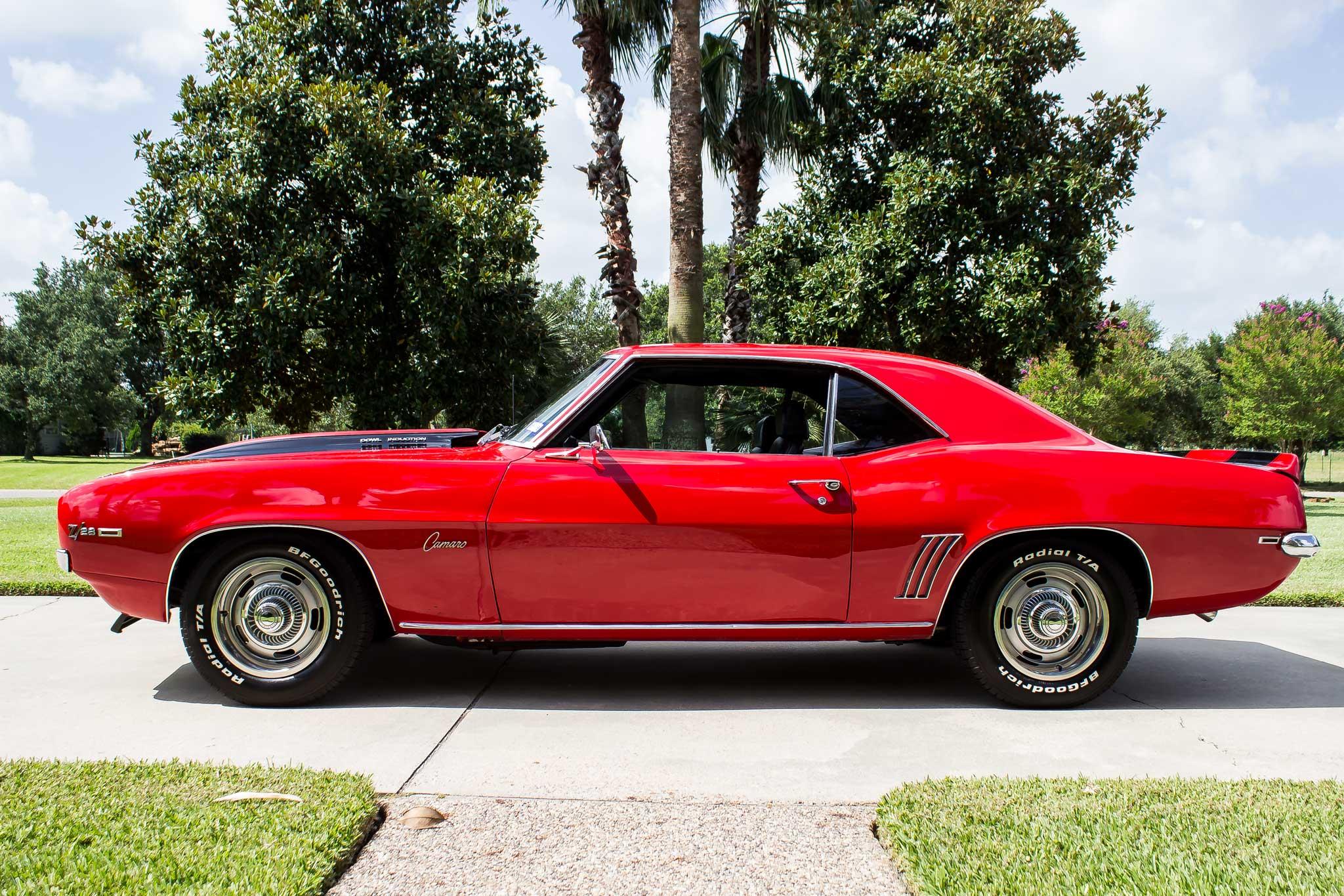 1969 Chevrolet Camaro For Sale | Collector\'s Paddock | Houston