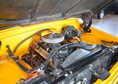 82 Corvette Restoration 72 Rolv Chevrolet PU 046