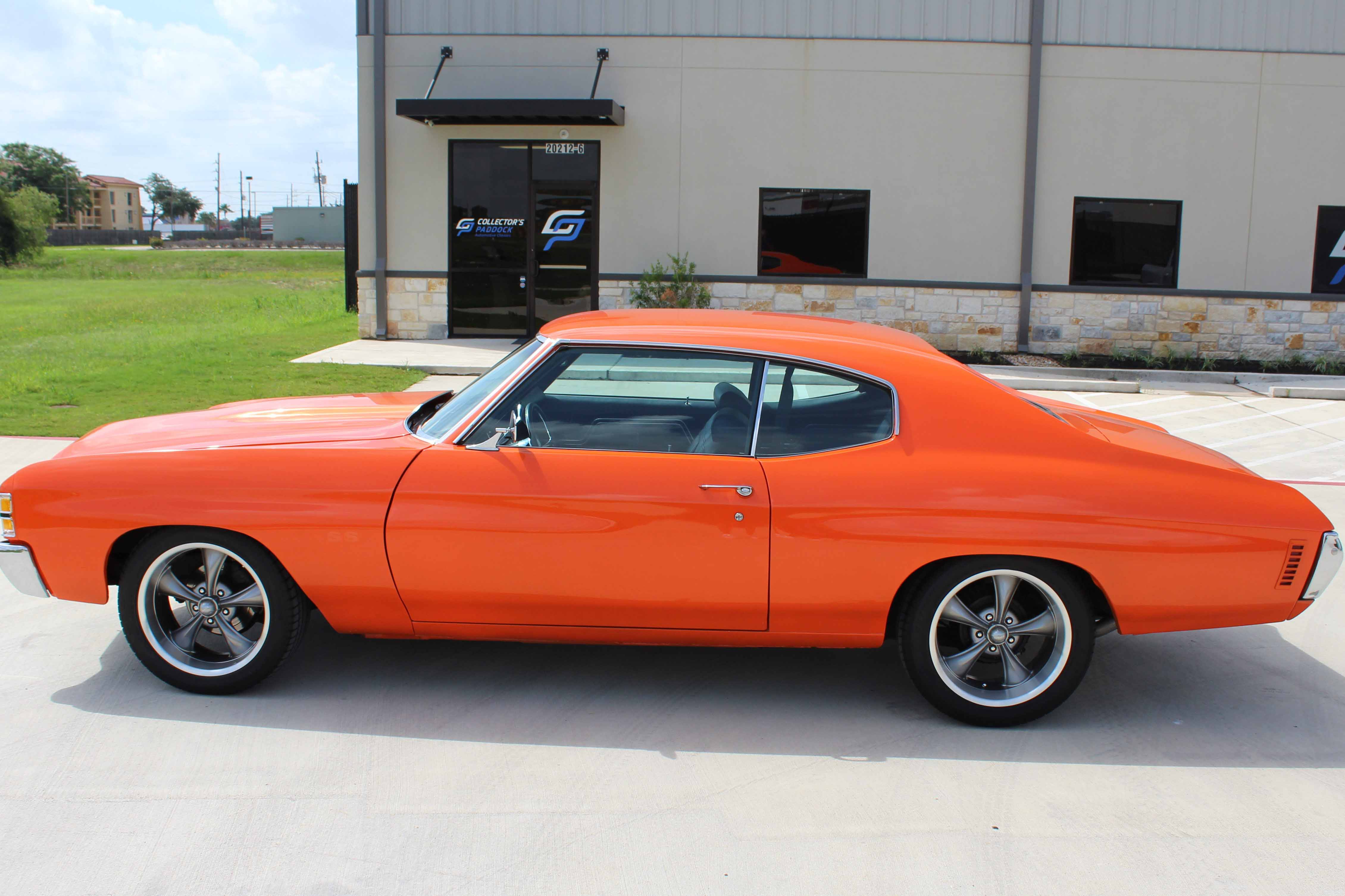 1971 Chevrolet Chevelle Sale | Collector\'s Paddock | Houston Classic ...